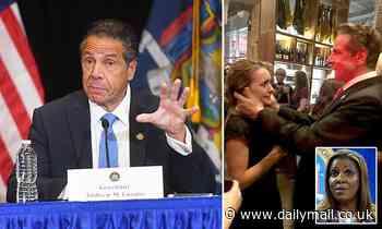 Cuomo suggests investigators in his sexual harassment probe are politically motivated