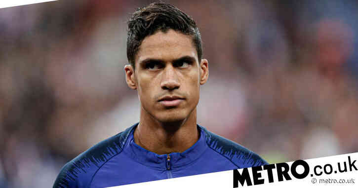Fee and contract agreed with Raphael Varane set to move from Manchester United to Real Madrid