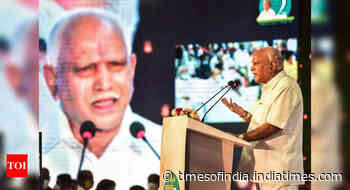 After days of suspense, B S Yediyurappa finally resigns as Karnataka CM; 6 names shortlisted for his successor
