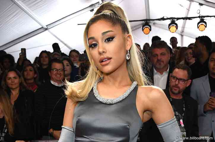 Ariana Grande Is Already Right at Home on 'The Voice': 'I Adore These Humans'