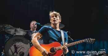 James Blunt deja ver las secuelas que le dejó el coronavirus en pleno concierto - Quién
