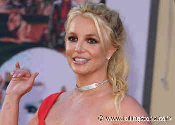 Britney Spears Files Petition to Remove Father From Conservatorship