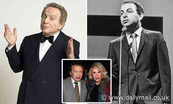 CHRISTOPHER STEVENS looks back at the wit and wisdom of Jackie Mason
