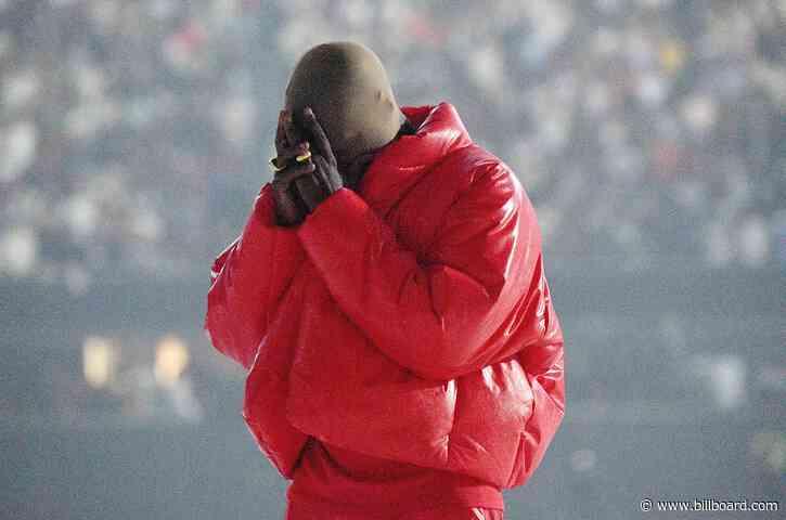 Kanye West Living in Atlanta Stadium Ahead of New 'Donda' Release Date