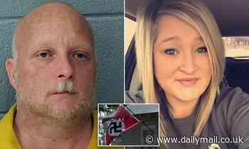 Oklahoma man who shot woman for tearing down Nazi flag blames 'feared ANTIFA attack'