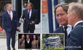Mohamed Hadid 'completely misled his neighbors' when building mega mansion, court hears
