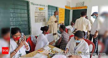 Covid-19: Vaccine numbers cross 44 crore after July slump