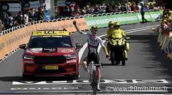 Tour de France 2021 : Mohoric s'impose en solitaire à Libourne, deuxième victoire d'étape pour le champion de… - 20 Minutes