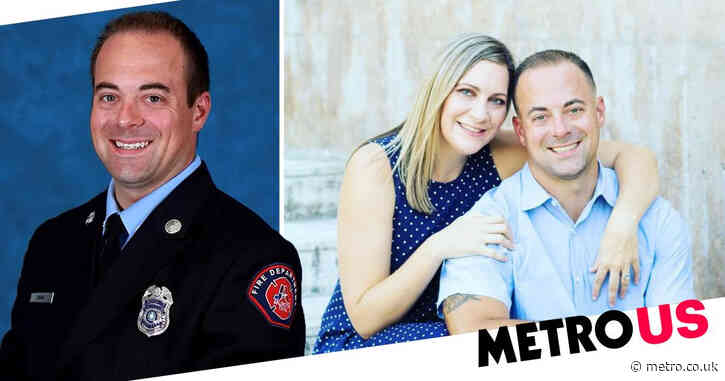 Firefighter found dead in Cancun resort window on 10th wedding anniversary trip with wife