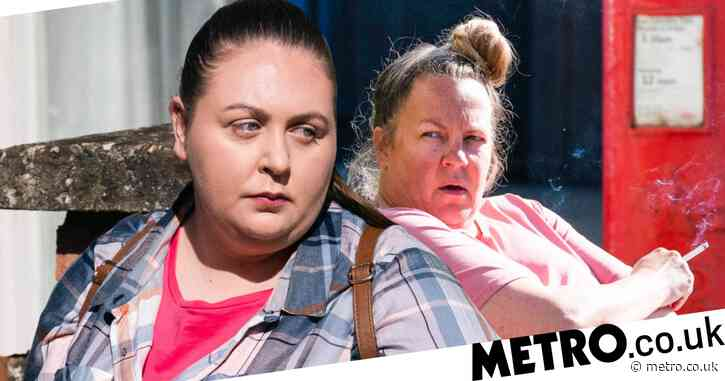 EastEnders spoilers: Bernie Taylor collapses after starving herself