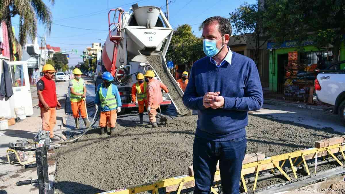 Sujarchuk supervisó importantes obras de infraestructura en Belén de Escobar e Ingeniero Maschwitz - zonanortehoy.com