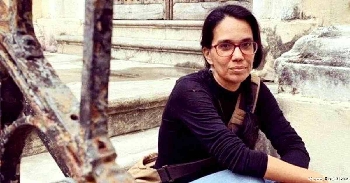 Luz Escobar cumple 14 días sin poder salir de su casa: Aburre denunciarlo pero no me voy a cansar - CiberCuba