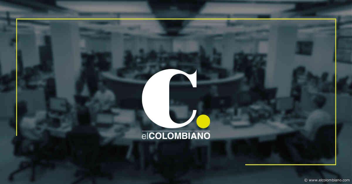 A GABRIEL ESCOBAR, EN SU PUNTO FINAL - El Colombiano