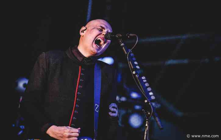 Smashing Pumpkins announce new vinyl release, 'Live At The Viper Room 1998'