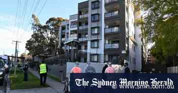 Blacktown apartment in lockdown after COVID outbreak - Sydney Morning Herald
