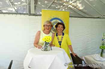 Präsidentschafts-Übergabe beim Inner Wheel Club Aschaffenburg: Auf Manuela Bewarder folgt Ulrike Reichert - Main-Echo