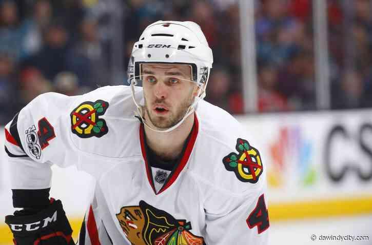 Chicago Blackhawks: Niklas Hjalmarsson was truly great