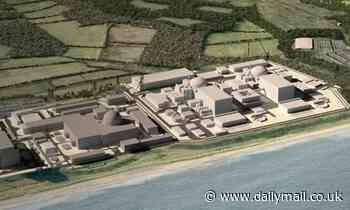 Ministers eye plan to BUY a stake in Sizewell C over security fears about outside investment