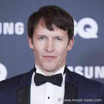James Blunt caught Covid-19 two weeks before comeback shows