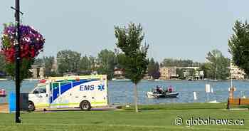 RCMP called to possible drowning at Chestermere Lake
