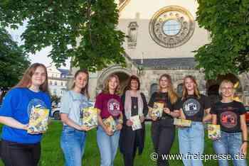 Die Markuskirche als Beatkirche: Schülerinnen auf Spurensuche - Freie Presse
