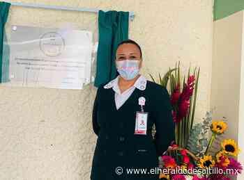 Abrazos que dan esperanza: Norma Guadalupe Ramírez Moreno y su labor con pacientes Covid - El Heraldo de Saltillo