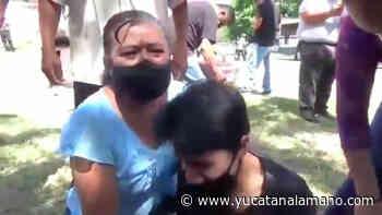Menor en Xalapa entra en crisis nerviosa tras supuesta agresión de personal de Seguridad de AMLO - Yucatán a la mano
