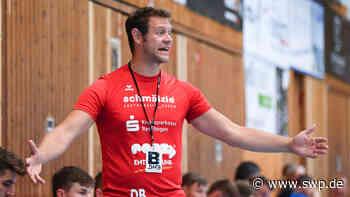 Handball-Testspiel: Ausgedünnter VfL Pfullingen hat Mühe mit Oberligist SG H2Ku Herrenberg - SWP