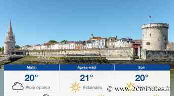 Météo La Rochelle: Prévisions du lundi 26 juillet 2021 - 20minutes.fr