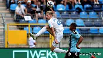 1. FC Magdeburg-Stürmer Luca Schuler: Das können wir noch besser - BILD