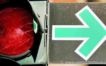 Kein grünes Licht für Rechtsabbieger in Magdeburg - Volksstimme
