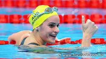 Australia ready to crown new queen of the pool; Titmus and Ledecky face off again: Swimming LIVE