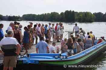 Geen Waterfeesten dit jaar, maar toch feest aan Donkmeer<BR />