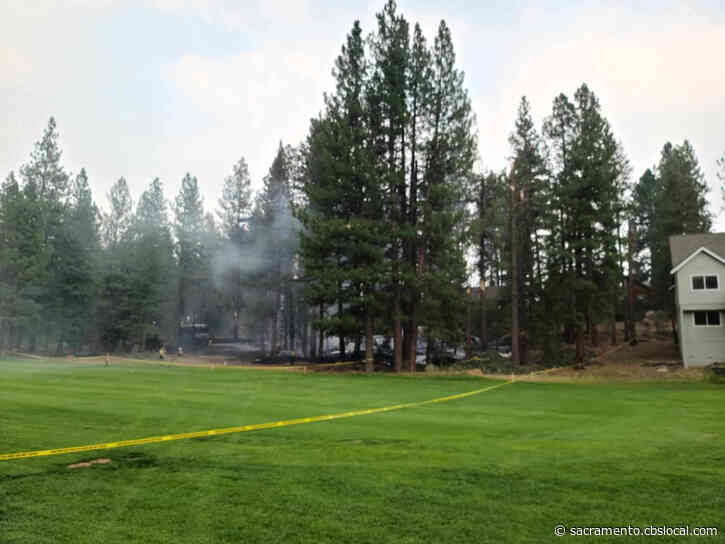 Coroner Has Not Identified Passengers On Plane That Crashed In Truckee