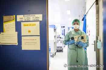 """Personeel UZ houdt hoofd koel nu Brussel weer rood kleurt op coronakaart: """"Maar voorzichtigheid blijft geboden"""""""