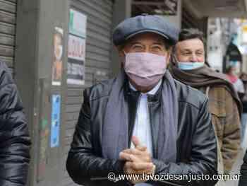 Francella dio positivo de coronavirus: tiene síntomas leves - lavozdesanjusto.com.ar