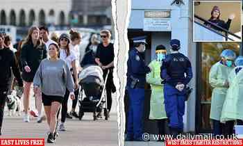 Sydney records 172 Covid cases overnight
