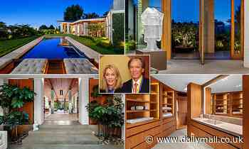 Ex-wife of billionaire Bill Gross lists 'resort-like' Beverly Hills estate for $38 million