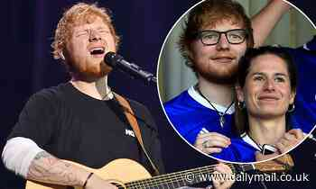 Ed Sheeran revealed he considered quitting music after his daughter was born