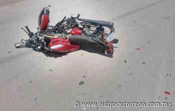 Muere motociclista tras ser atropellado sobre el bulevar San Alberto en Gómez Palacio - El Siglo de Torreón