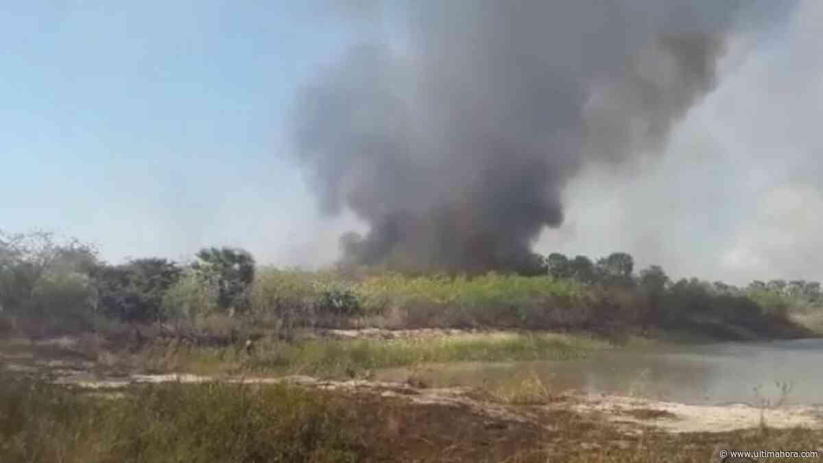 Incendios amenazan a Fuerte Olimpo y Pantanal - ÚltimaHora.com