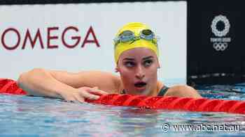 Live: Kaylee McKeown about to swim for 100m backstroke gold in Tokyo