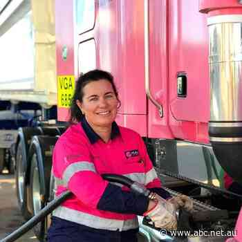 Truckies talk of near misses with caravanners in northern WA