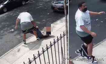 Thief loses his shorts in failed attempt to rob passerby on Brooklyn street