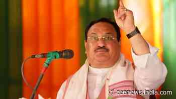 JP Nadda takes a swipe at Congress, says its philosophy has been `no mission but commission`