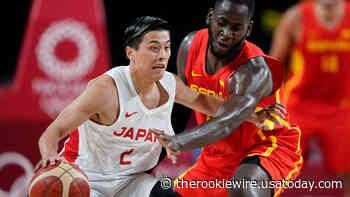 Usman Garuba, Spain begin Tokyo Olympics with win over Japan - The Rookie Wire