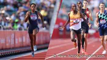 Felix makes 200m final, Bor defends US title at Trials - Action News Now