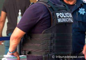 Siguen sin pagar la prima vacacional de 208 policías en La Paz - Tribuna de la Paz