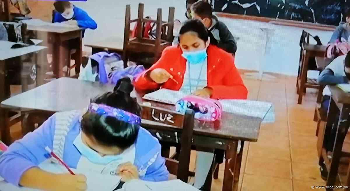 Sedes de La Paz aclara que no se autorizó el retorno a clases presenciales y solo emitió 'recomendaciones' - Red Erbol