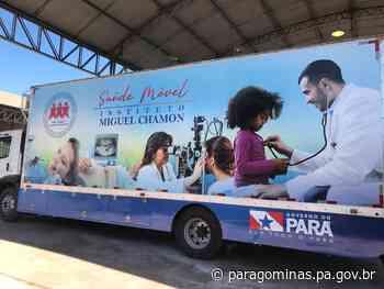 Em parceria com a Prefeitura de Paragominas, Instituto Miguel Chamon realiza atendimentos à saúde na cidade - Open Sans